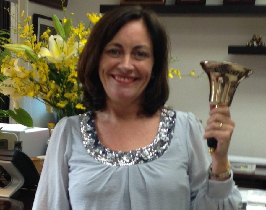 """Dr Moran wins """"principal's Oscar"""""""