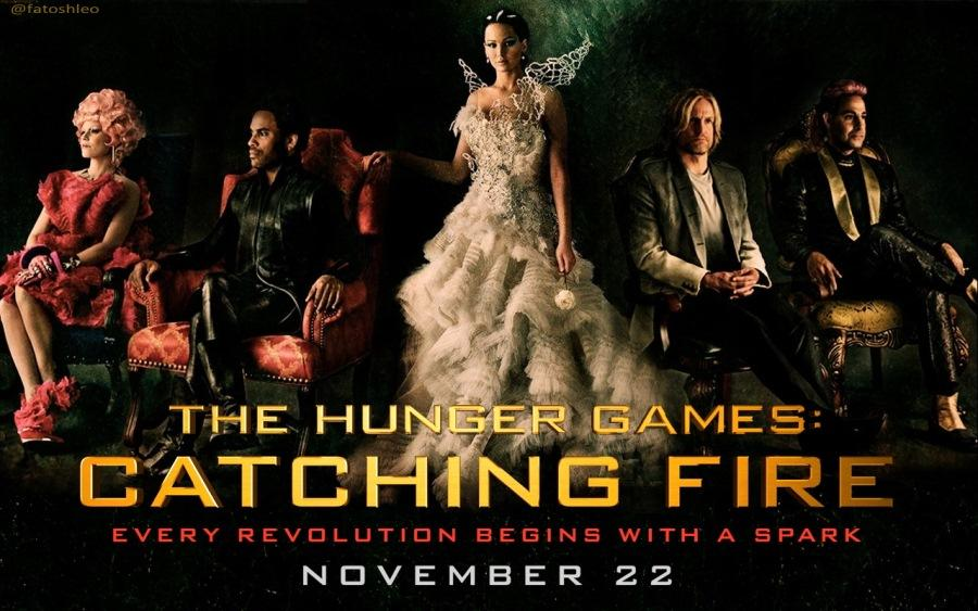Catching fire: a victory for the franchise