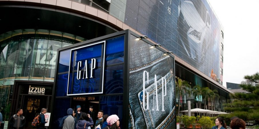 Gap to open first store in Taiwan on March 8th
