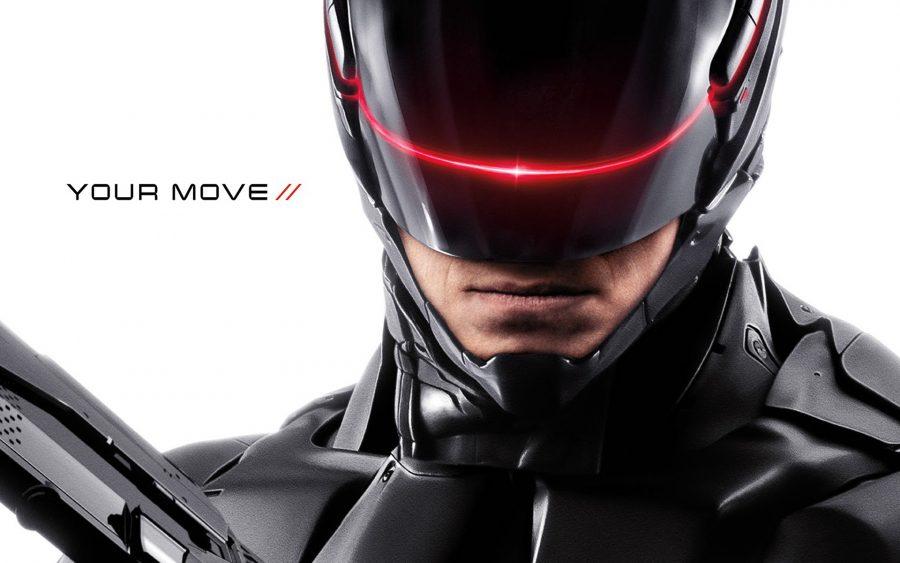 Robocop: Crime's latest nemesis