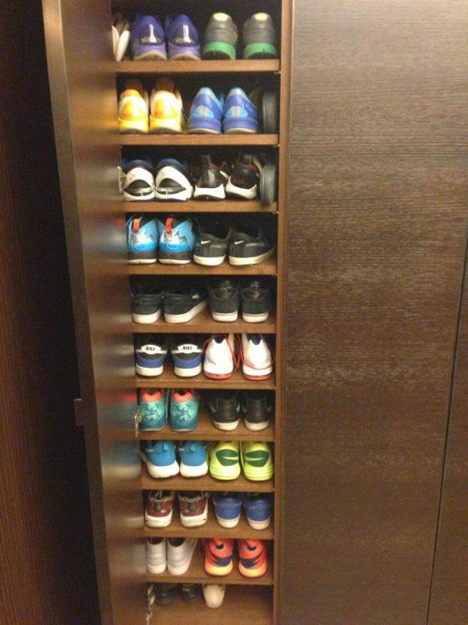 The sneakerheads of TAS