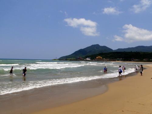 Taiwan's Best Beaches