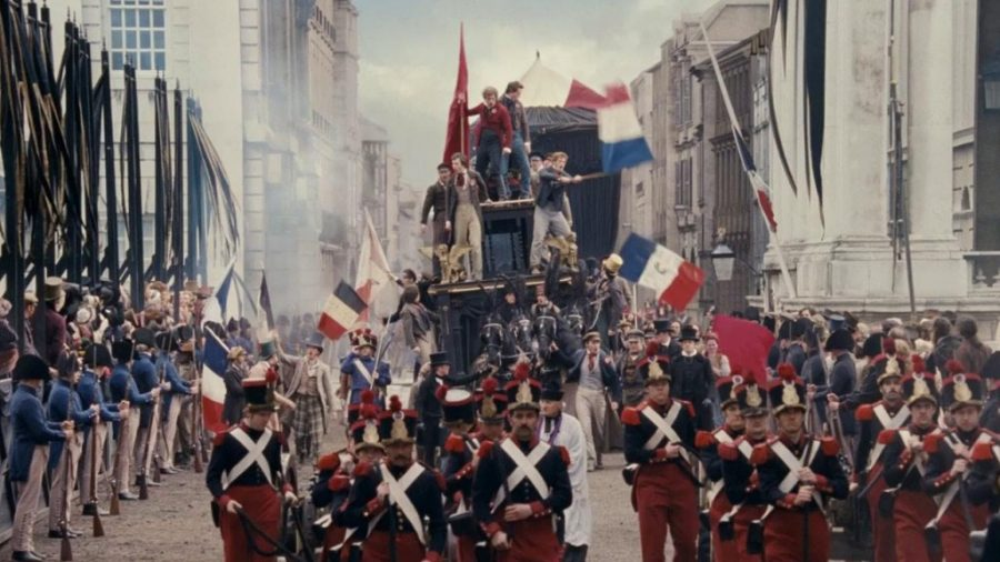 Do you hear the students sing: Les Mis up and running