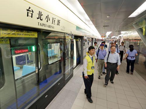 Taipei Metro adds new Songshan line