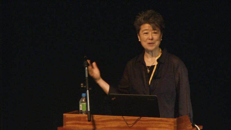 Helen Zia: Champion of Asian American Rights Visits