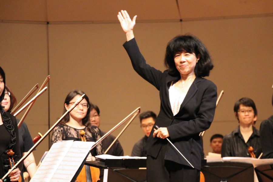 Q&A with Conductor of Taipei Symphony Orchestra, Shou-Ling Wu