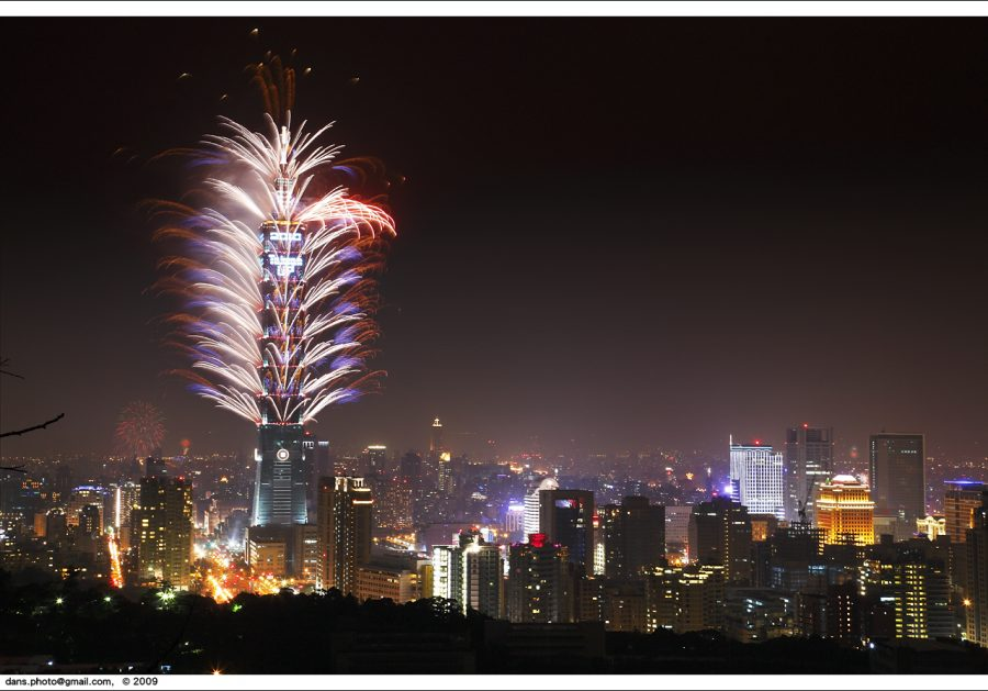 Top Tips for watching New Years Fireworks