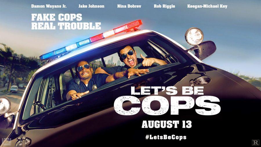 Let's Not Be Cops