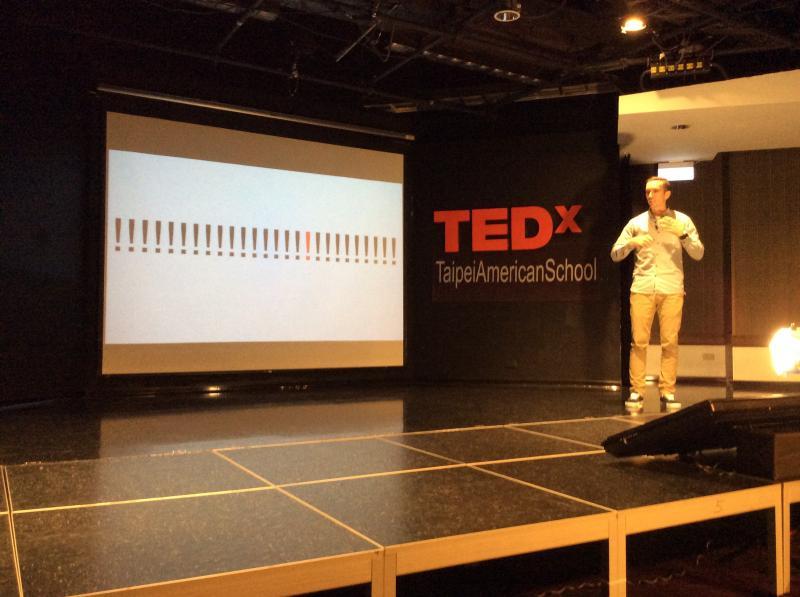 TEDx Taipei American School Liveblog