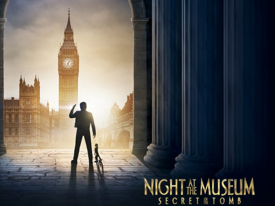 The magic ends for Night at the Museum