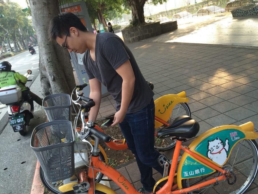 YouBikes in Tianmu: Are They YouSafe?