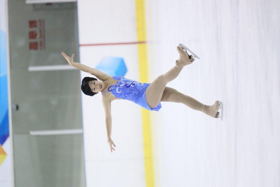 My Secret Life: Amanda Tsai, Ice-Skater