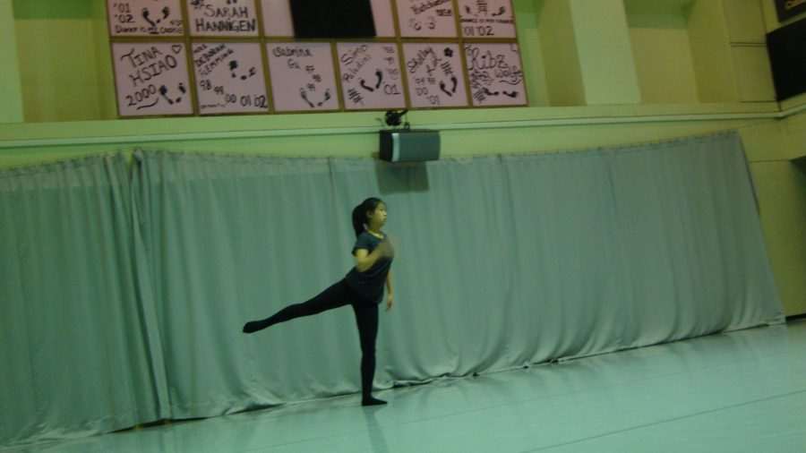 IB Dancers Perform with Passion