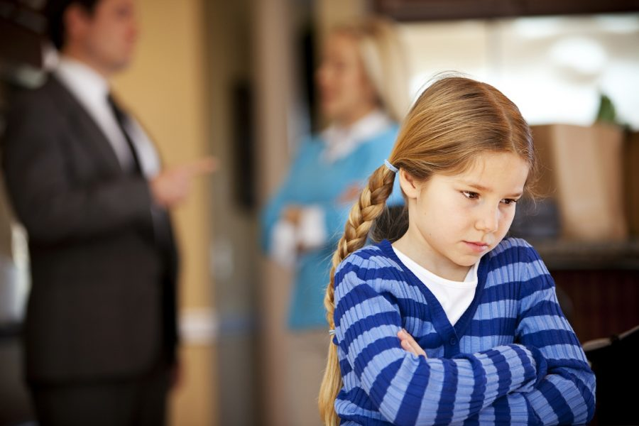 The Collateral Damage of Divorce