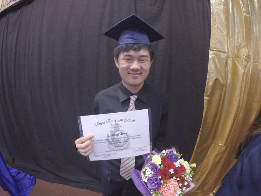 Junior Turned Freshman: Edmund Takes College