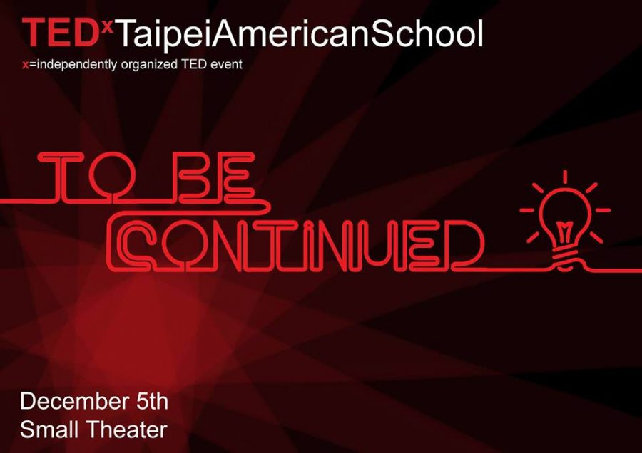 TEDx: To be continued...