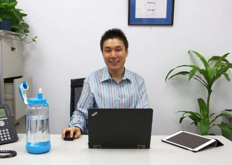 Getting to know Mr. Kiang