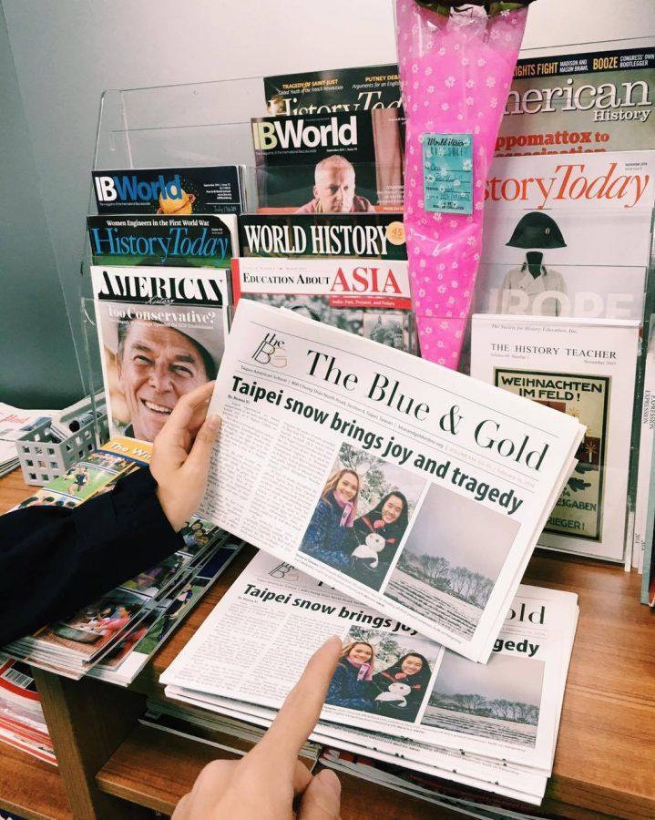 SJW Spotlight: Ms. Kundel, Journalism Advisor