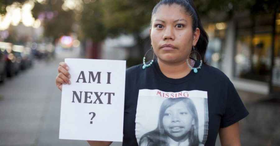 Disappearances of Native American women
