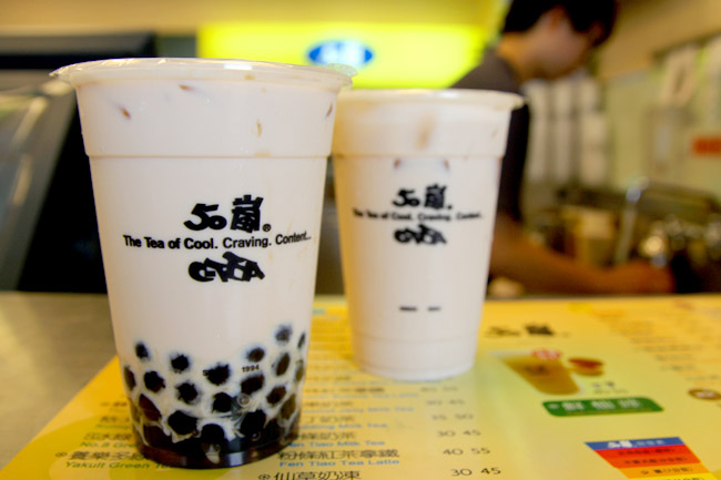 Bubble tea: not just a drink, but a lifestyle