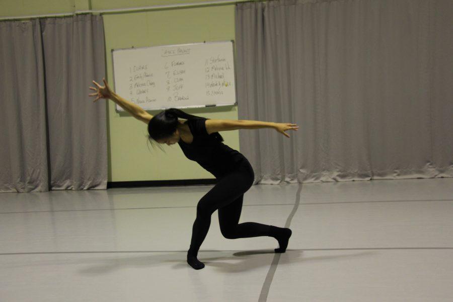 TAS dancers wow audience in informal showcase