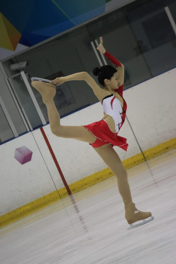 Claire T. (10): Ice Skating