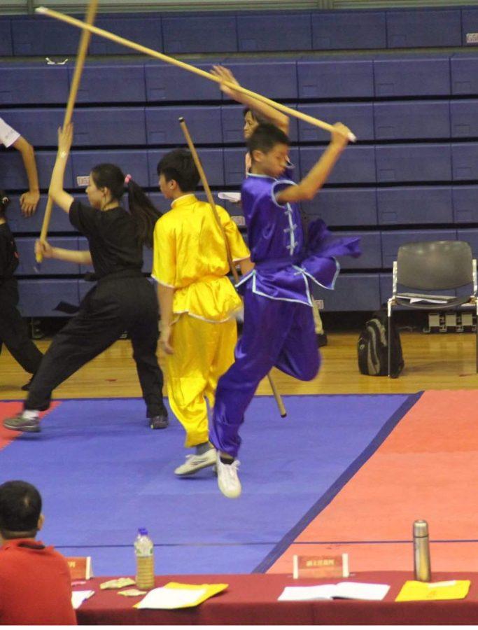 Thomas C. (11): Martial Arts