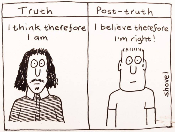 Post-truth: why it's a problem