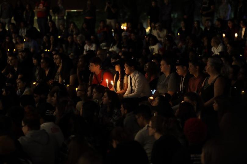 A+vigil+for+the+Las+Vegas+shooting