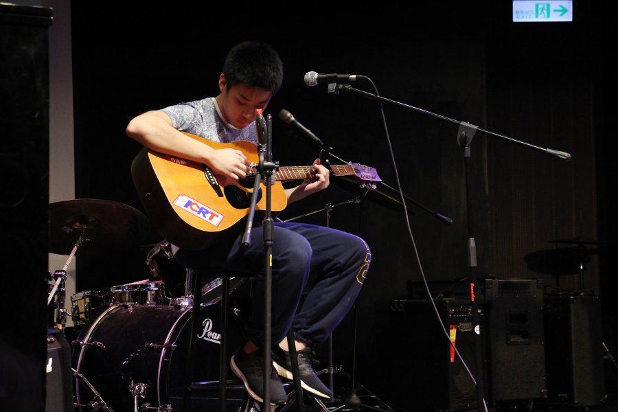 Amnesty International club holds charity concert