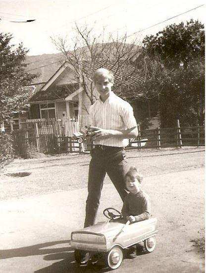 O'Neil's siblings play in their childhood neighborhood