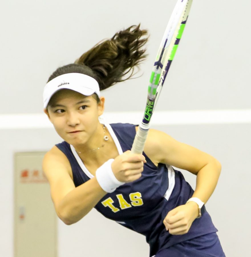 Tennis+tournament+begins+in+the+International+School+Manila
