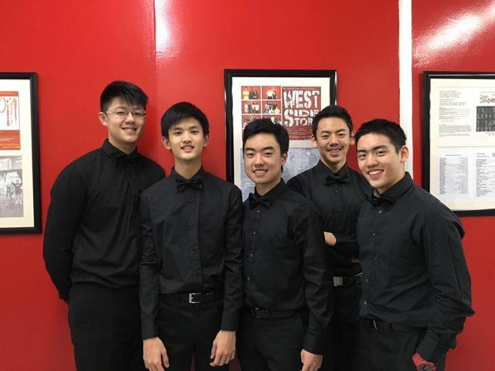 Taipei American School students travel to Singapore for international music festival