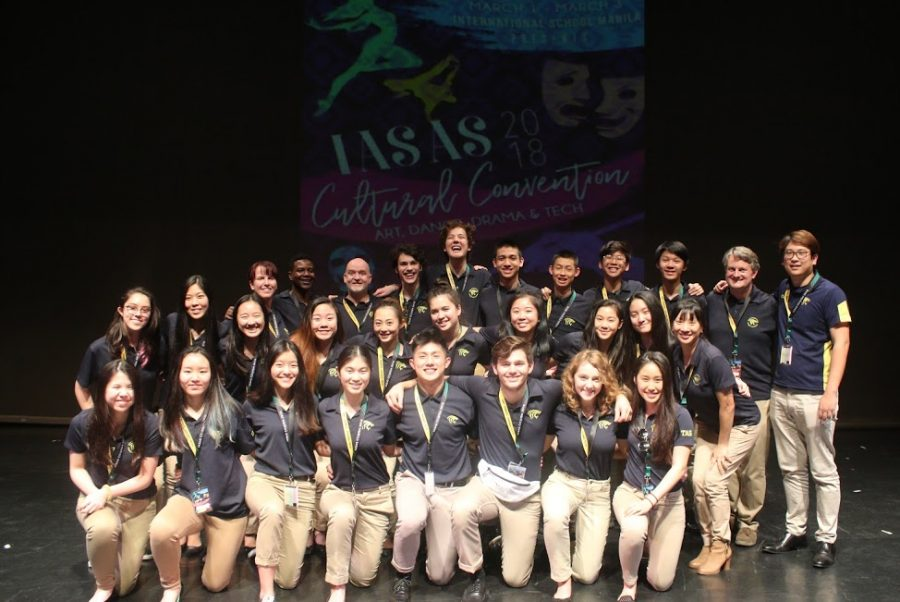 Dance, drama, tech, and art delegates travel to Manila for Cultural Convention