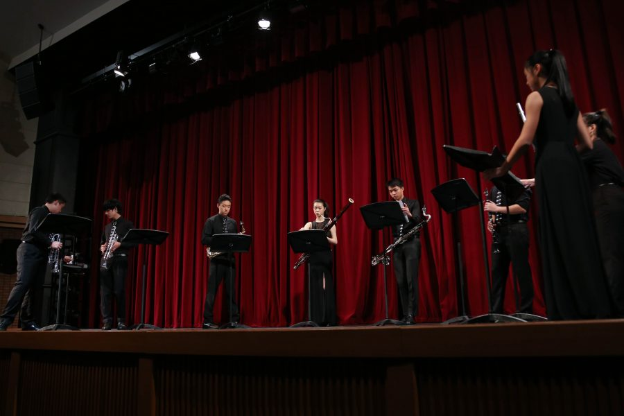 Taipei American School hosts international music convention