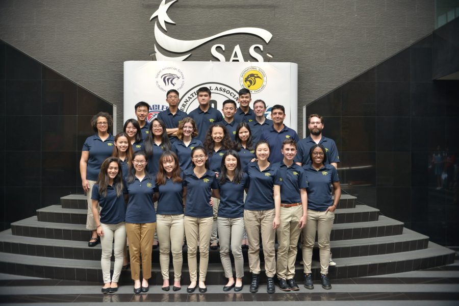 Speech delegates travel to Singapore for Cultural Convention