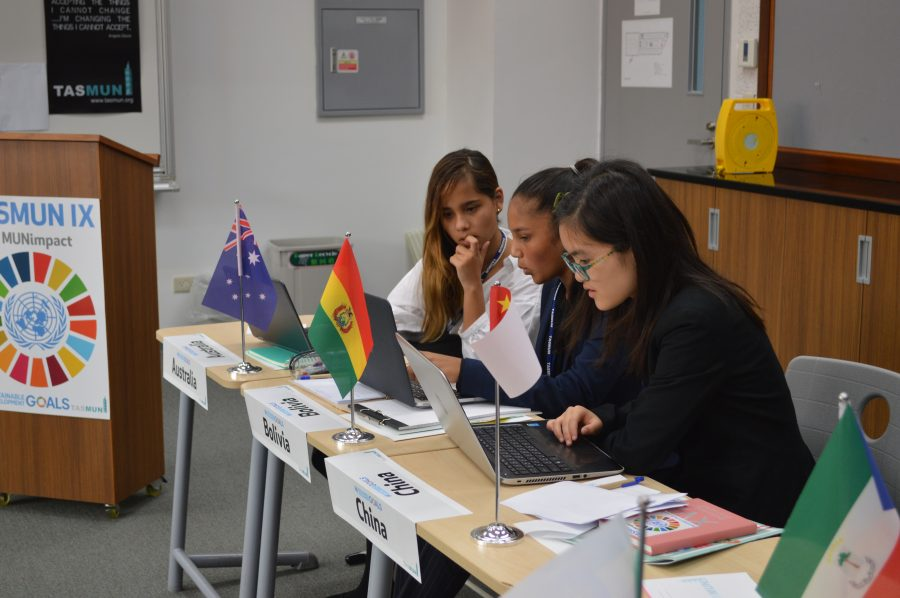 Security Council heats up with intense debate
