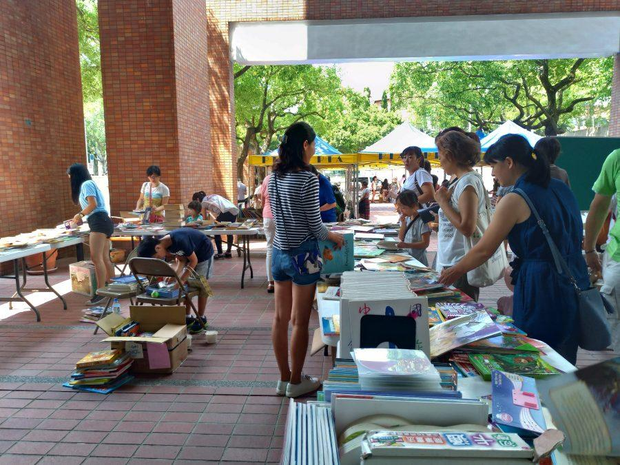 Orphanage Club hosts its final rummage sale