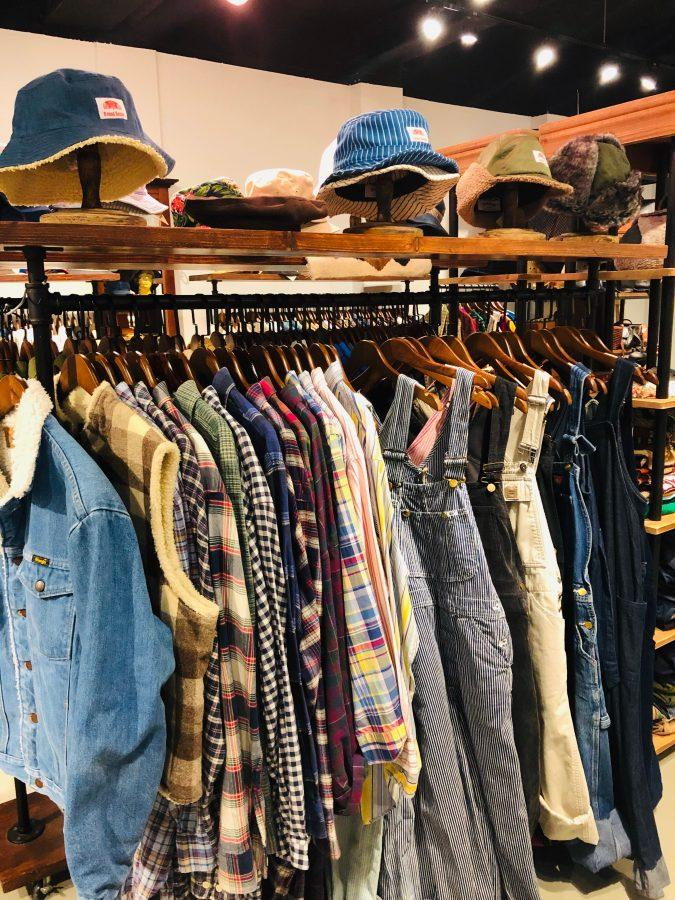 Thrifting: Finding new life in old clothes