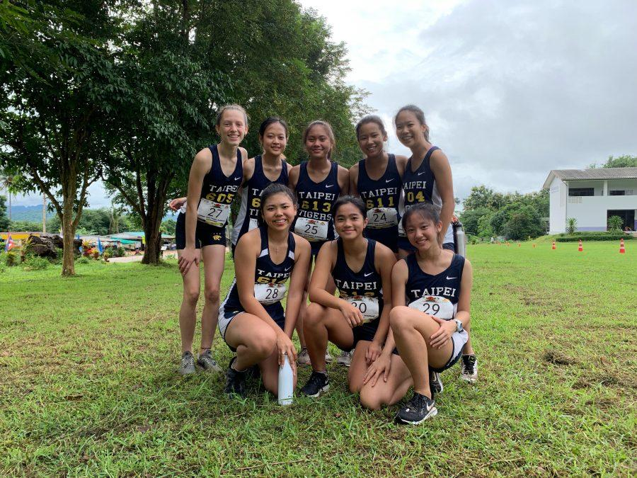 Cross Country Pre-IASAS race takes place in Thailand