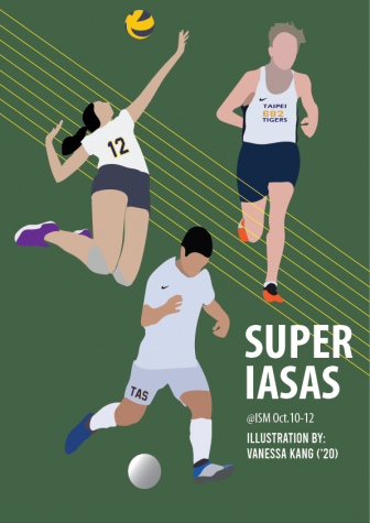First Super IASAS in 33 years