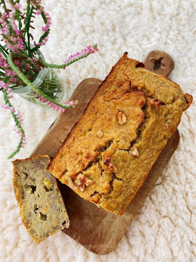 Oatmeal banana bread recipe from FoodGawker [SHARON LEE/THE BLUE & GOLD]