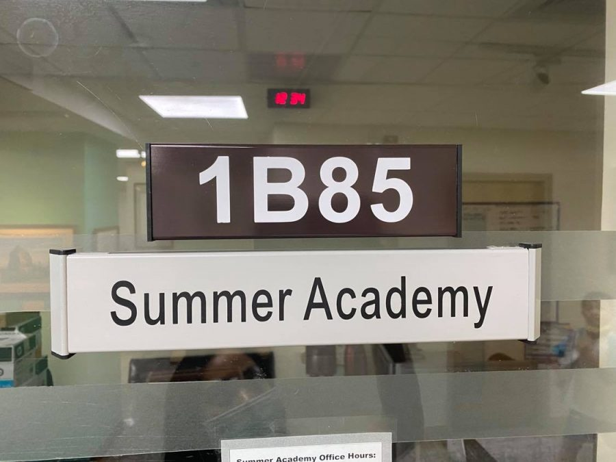 The Summer Academy office endeavors to offer students priceless internships that give them a real world experience in an area of interest. It receives affirmative feedback from both companies and students every year. [LANA LEE/THE BLUE & GOLD]