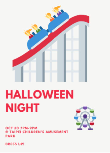 StuGov+rented+out+an+amusement+park+for+Halloween
