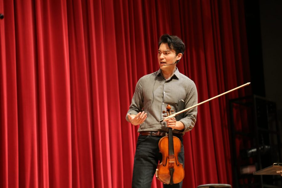 PHOTO GALLERY | RAY CHEN MASTERCLASS