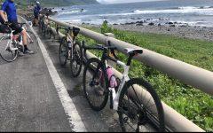 Cycling around Taiwan