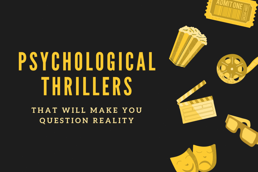 Psychological thrillers that will make you question reality