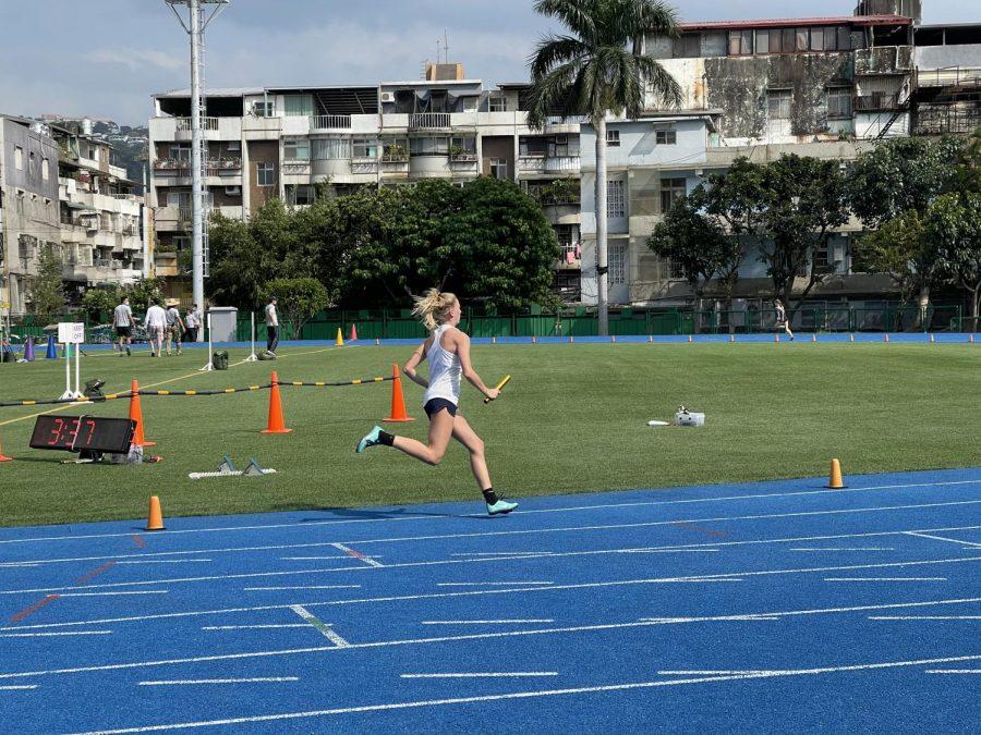 Six track & field school records broken this year