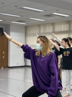 Alumna Ms. Kendra Ing ('16) dances her way back to TAS