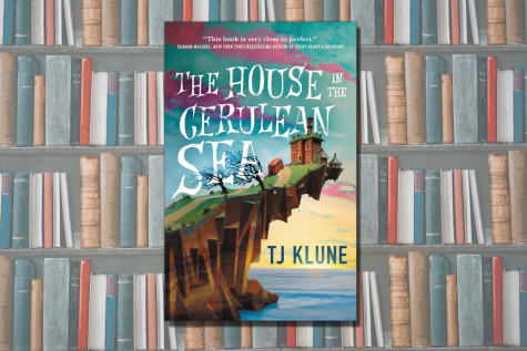 The House in the Cerulean Sea is a heartwarming fantasy novel on love, acceptance and trust. [SHARON LEE/THE BLUE & GOLD]